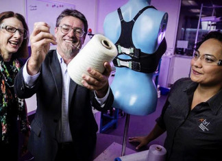 Bionic bra, Close-up Engineering - Credis: cdni.condenast.co.uk