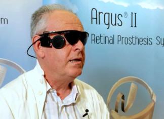 Argus II occhio bionico