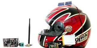Shelmet, il casco intelligente
