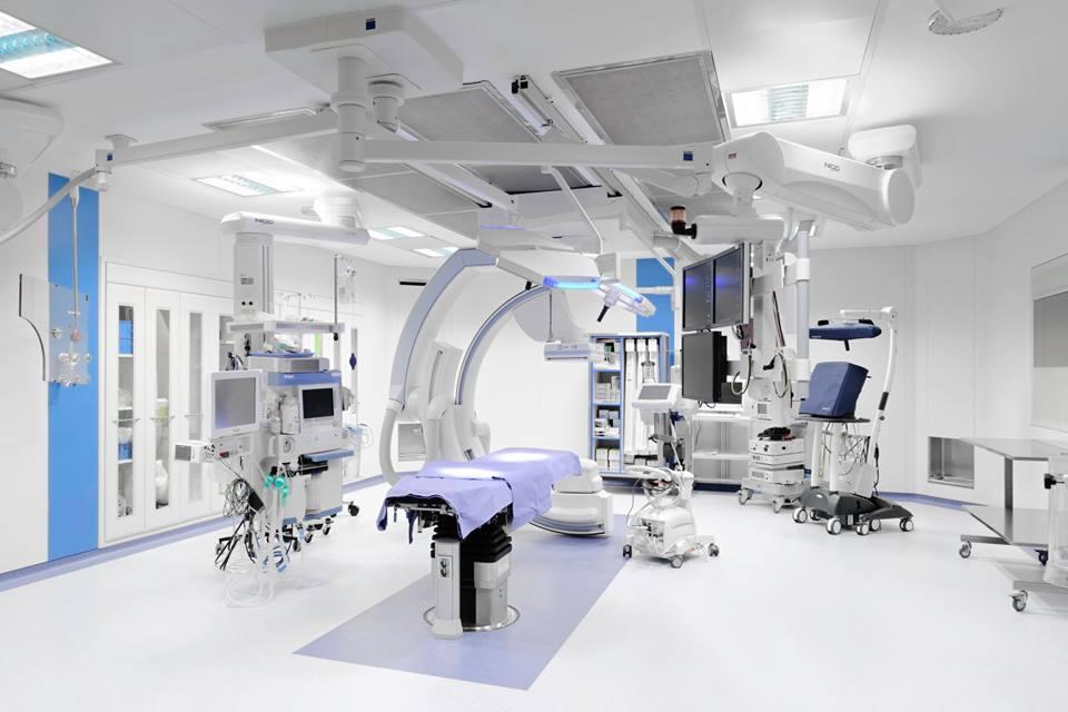 Columbus Clinic Center- Milano