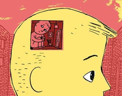 Raffigurazione dell'autismo