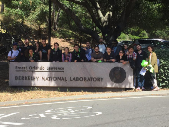 NECST Lab at Berkeley