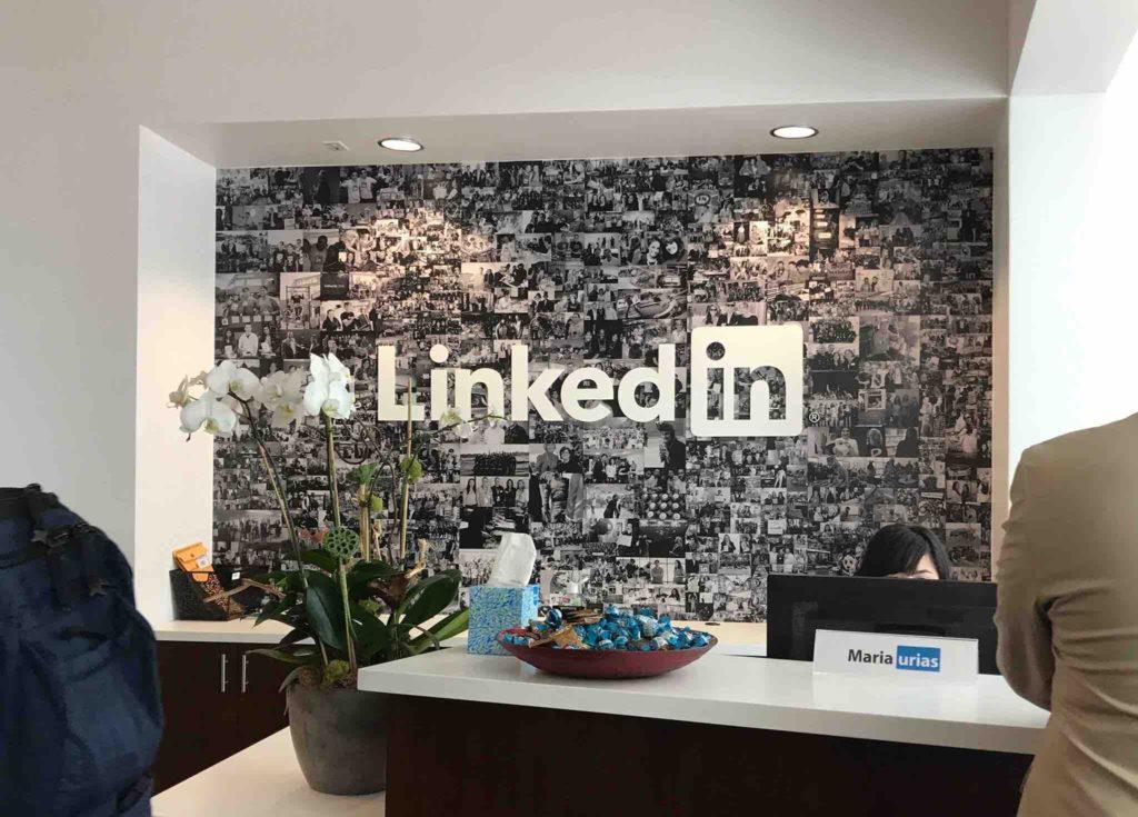 Ingresso LinkedIn