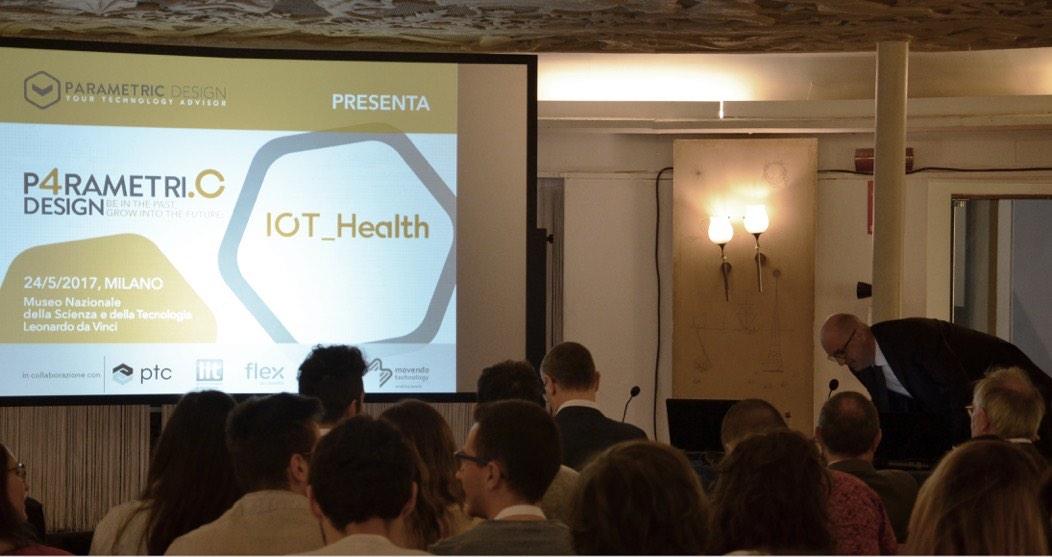 Parametric Design IoT Health