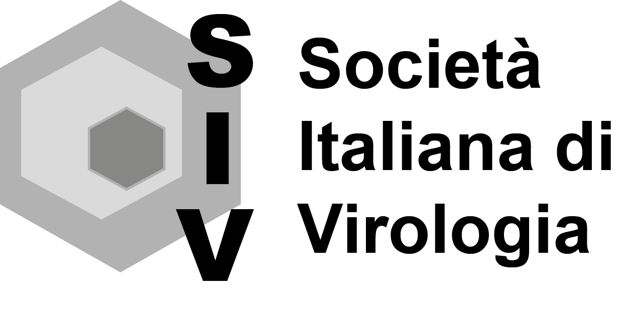 Logo Società Italiana di Virologia SIV-ISV