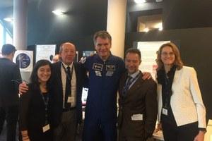 Il biosensore dell'Alma Mater a bordo della Stazione Spaziale Internazionale
