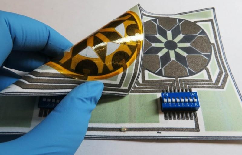 Biobatteria alimentata a saliva