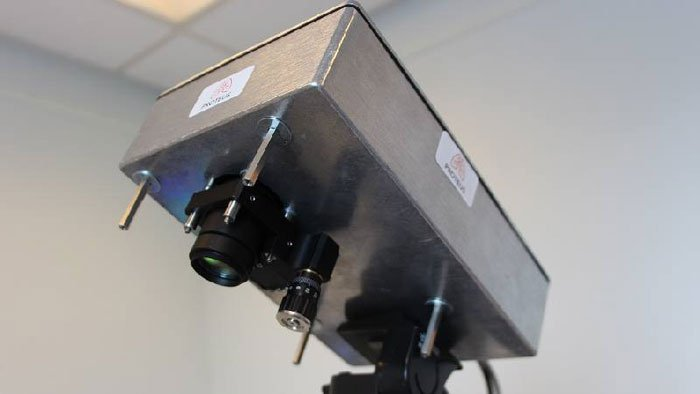La telecamera capace di vedere attraverso il corpo umano
