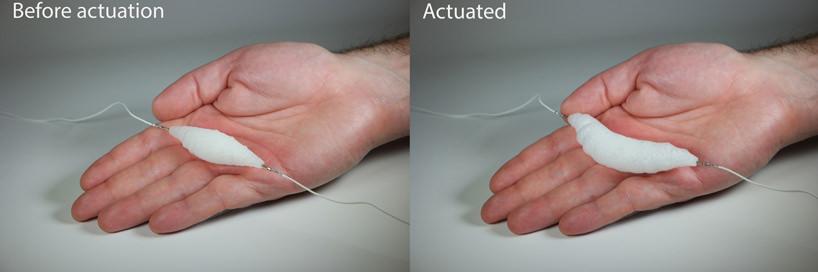 Muscoli artificiali soft
