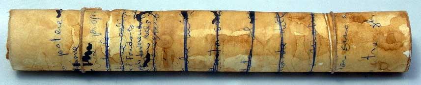 Facsimile stetoscopio Laennec