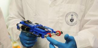 """""""Skin printer"""": una stampante 3D portatile per curare le ferite"""