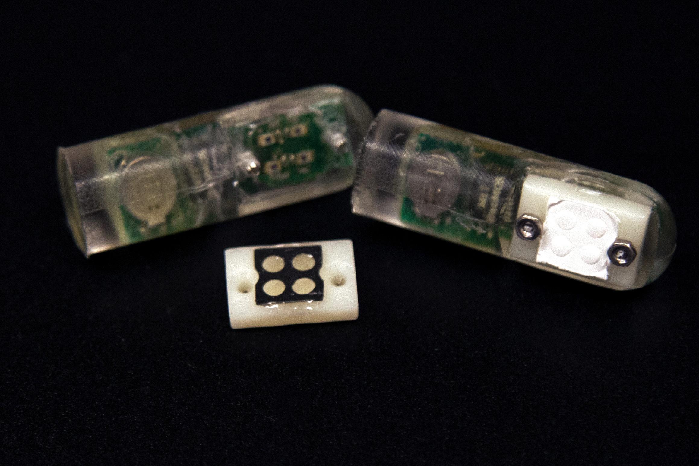 Batteri su chip