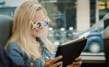Seetroën: i primi occhiali contro il mal d'auto