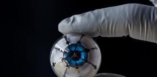 Occhio bionico stampa 3D