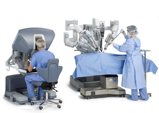 Versius il robot chirurgico più piccolo del mondo