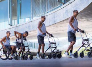 Un nuovo trattamento consente a tre paraplegici di tornare a camminare