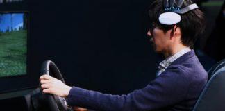 Nissan presenta Brain-to-Vehicle: ora l'auto si guida con il pensiero