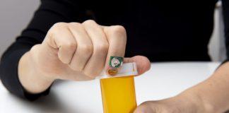 sensore che monitora le unghie