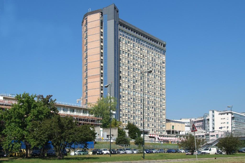 Torre CTO ufficio tecnico INAIL