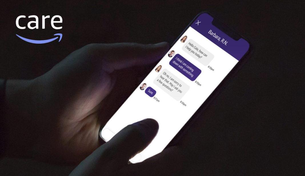 Amazon Care: assistenza sanitaria virtuale per i suoi dipendenti