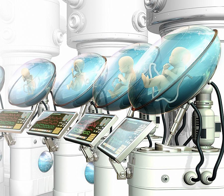 Utero artificiale ue soldi nascite premature