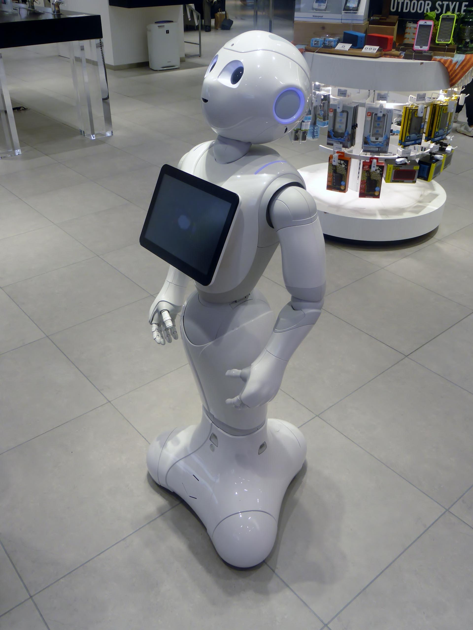A Padova il primo robot controllato dai bambini con il pensiero