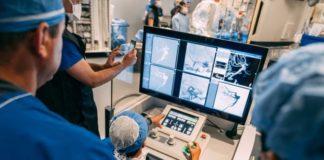 Eseguito il primo intervento di chirurgia robotica su un aneurisma cerebrale
