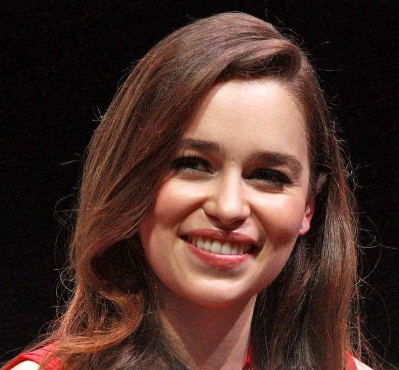 Emilia Clarke ictus giovanile
