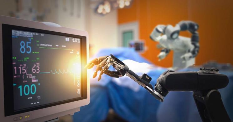 coronavirus robot stati uniti cina diagnosi medici sintomi uomo