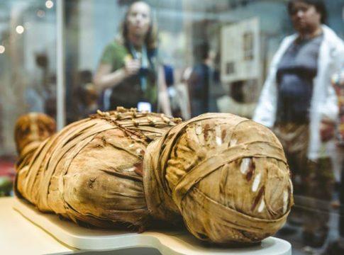 Ricostruita la voce di una mummia di 3000 anni fa