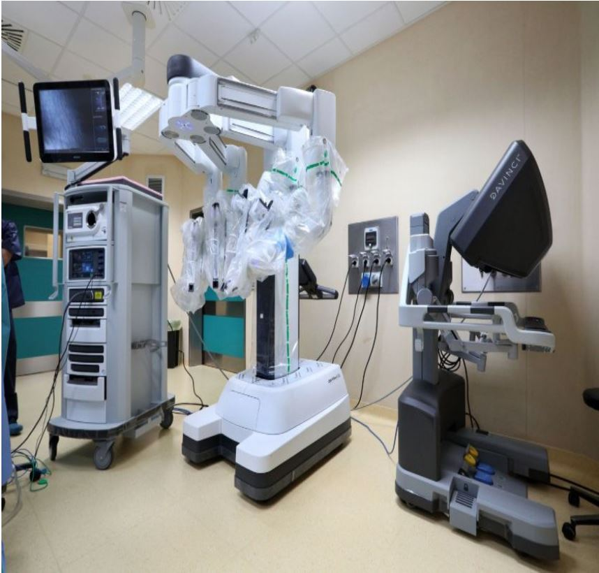 rimozione tumore fegato colon robot bologna tecnica alpps