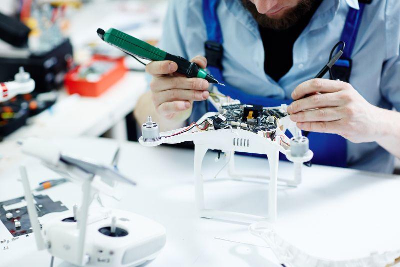 drone Covid-19