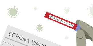 Test kit coronavirus per diagnosticare direttamente a casa