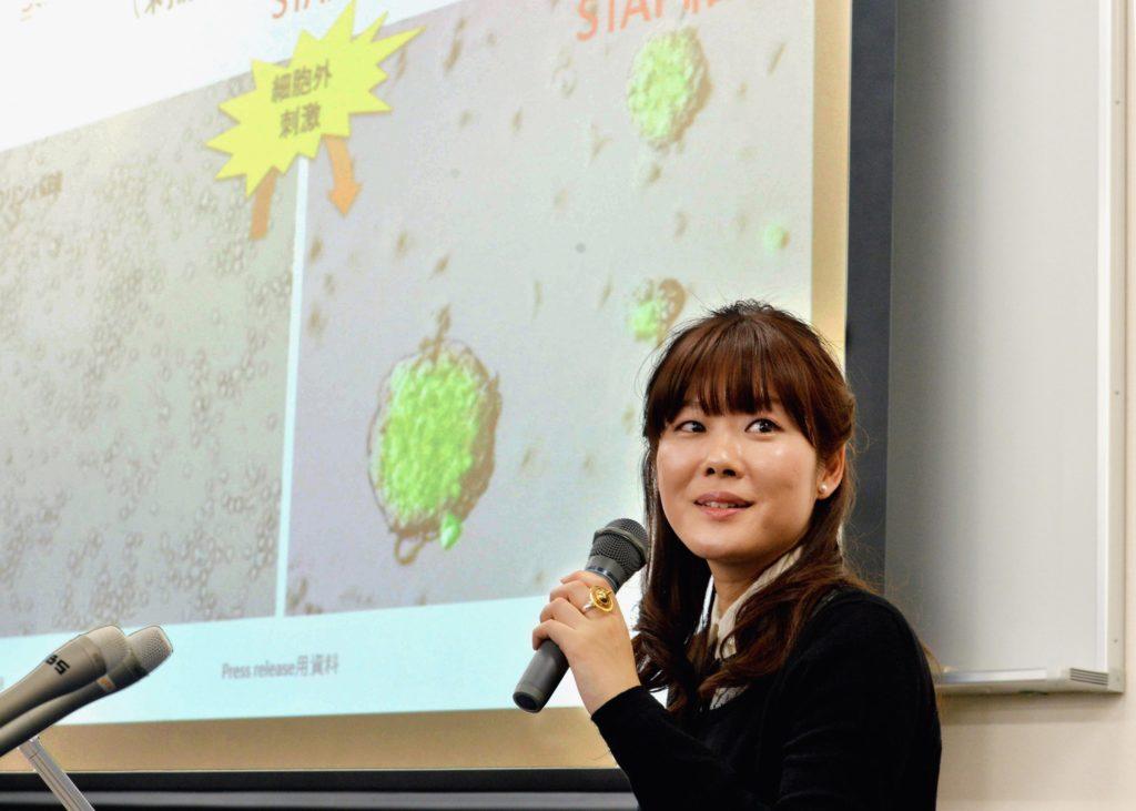 Riprogrammazione cellulare lampo ridà la vista ai topi. Credits: Asahi Shimbun/Getty