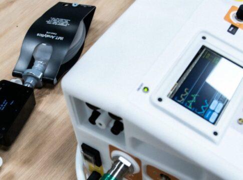 FI5, il ventilatore polmonare firmato Ferrari e IIT