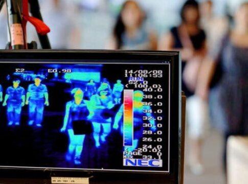 termoscanner covid19 rilevare temperatura corporea a distanza