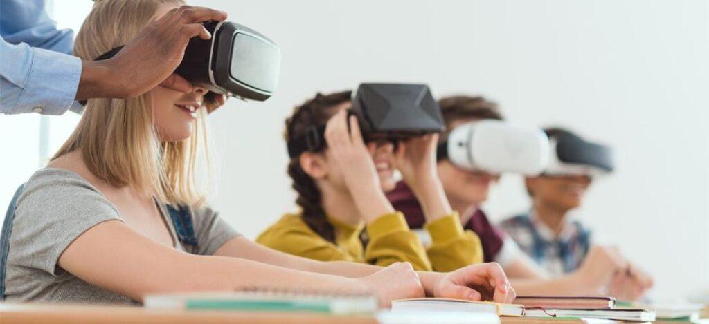 Didattica realtà virtuale e aumentata