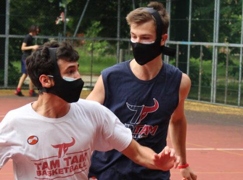 Mascherina per fare sport, il prototipo è made in Italy