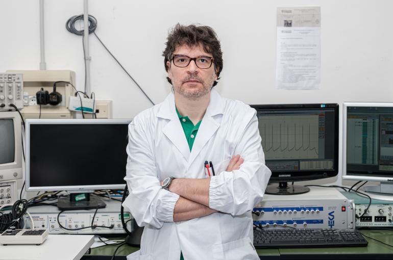 Nanoparticelle d'oro per salvare i neuroni dalla morte cellulare. Credits: UniGe