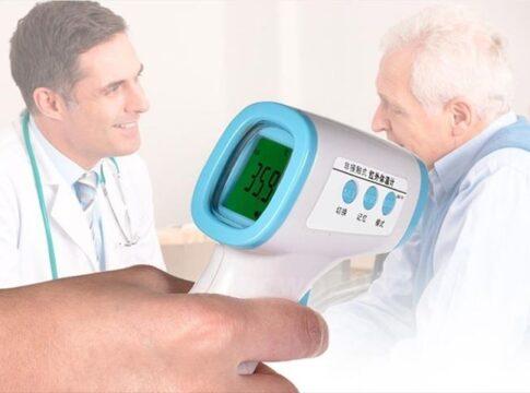 Termometri laser per la rivelazione della temperatura corporea