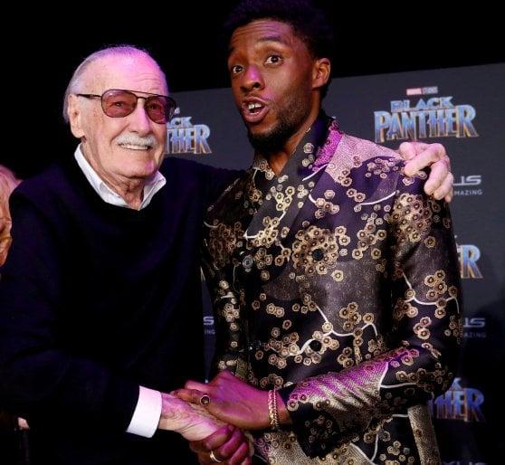 Chadwick Boseman, Black Panther, morto di cancro al colon