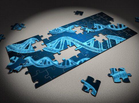 Cancro: il sequenziamento del genoma al servizio delle diagnosi precoci. Credits: Pixabay