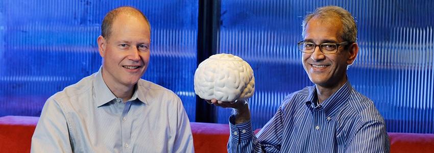 Controllare le interfacce cervello-computer con il pensiero. Credits: Paul Sakuma