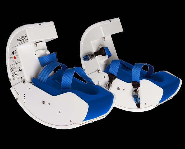 Una Gondola ai piedi, una speranza per i malati di Parkinson. Credits: PLOS ONE
