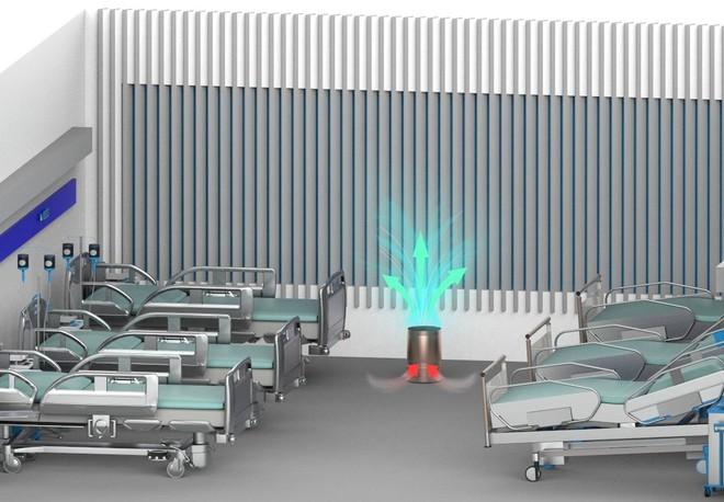 sanificare ambienti covid19 plasma freddo unibo ospedali