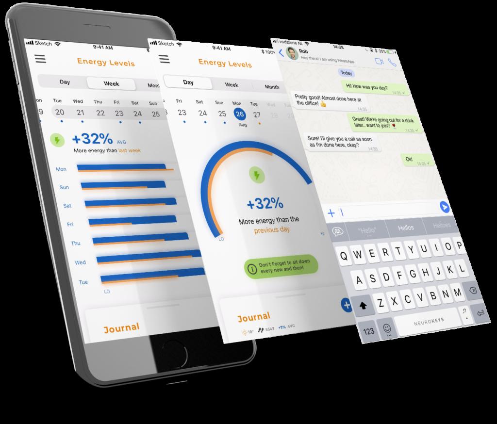 Sclerosi multipla: sviluppata un'app per aiutare il trattamento dei pazienti. Credits: Neurocast