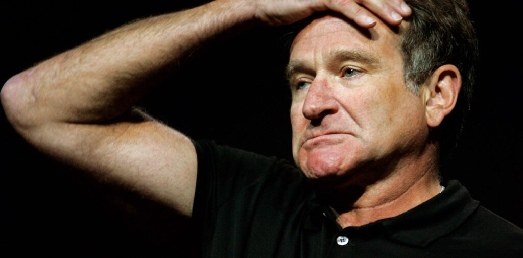 suicidio robin williams