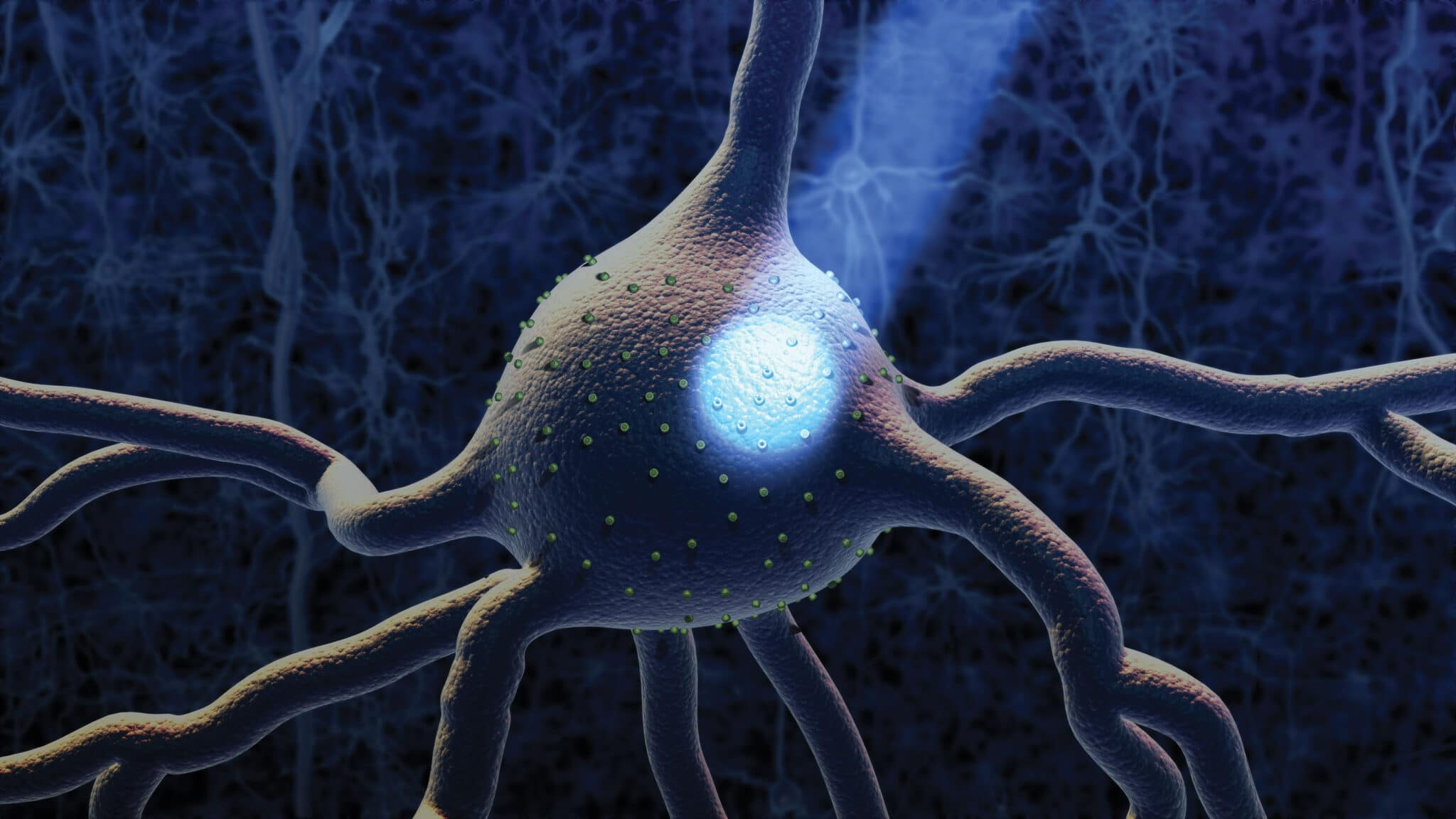 optogenetica luce neuroni impianto cerebrale wireless