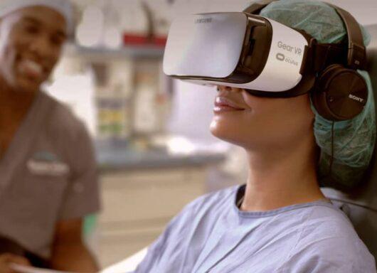 Misurare frequenza cardiaca con giroscopi e accelerometri durante un'esperienza di realtà virtuale