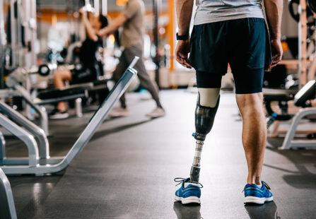 Sensori di pressione su base tessile: un nuovo modo di vivere la protesi
